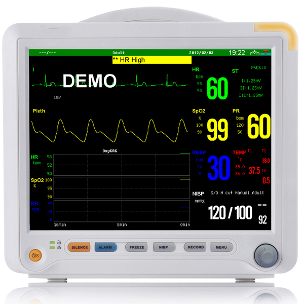 multi-parameter patient monitor price/mindray patient monitor/patient monitor china