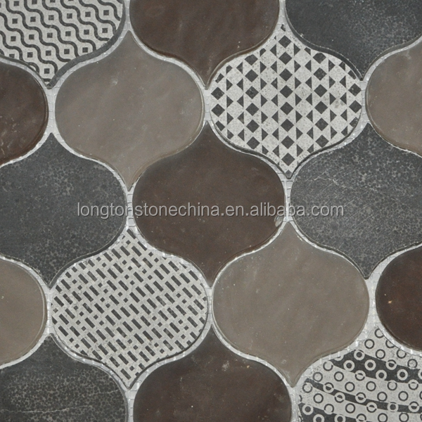 Finden Sie Hohe Qualität Laterne Mosaik Fliesen Backsplash Hersteller Und  Laterne Mosaik Fliesen Backsplash Auf Alibaba
