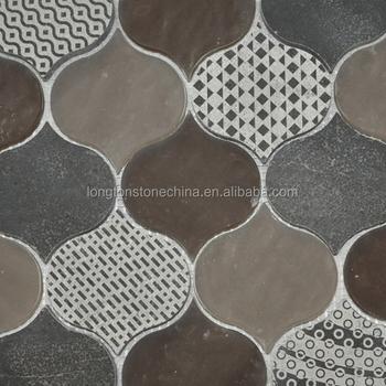 Droplet Multiple Finished Lantern Texture Mosaic Tile Designs Kitchen Mosaic Backsplash Buy Kitchen Mosaic Backsplash Texture Mosaic Tile Mosaic