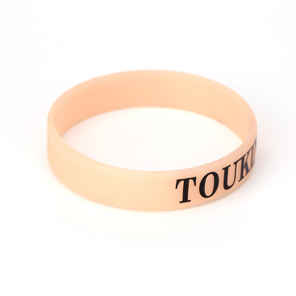New Debossed Silicone Wrist Bands,Personalized Scented Silicone Bracelet,Thin Rubber Silicone Wristband