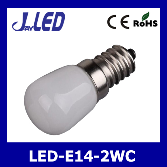 2W fridge light bulb e14 mini fridge bulb