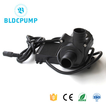 High efficiency 100% waterproof Solar Powered Submersible Pump Long life span
