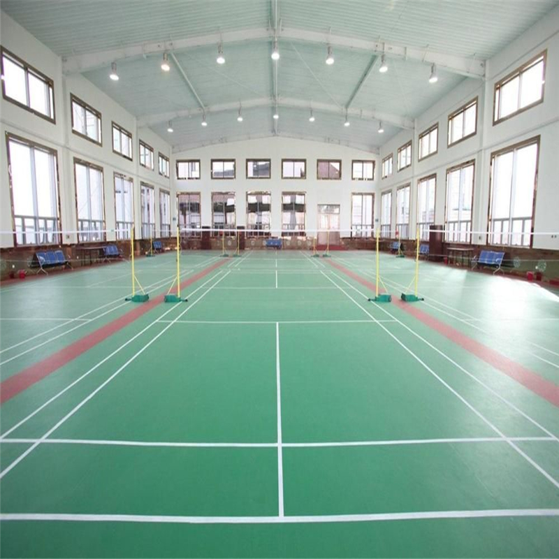 Light weight perfab gymnasium frame steel shed structure gym building