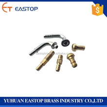 Forged Hot Brass Spare Parts And Brass Fittings