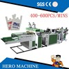 HERO BRAND aluminum foil bags heat sealing machine