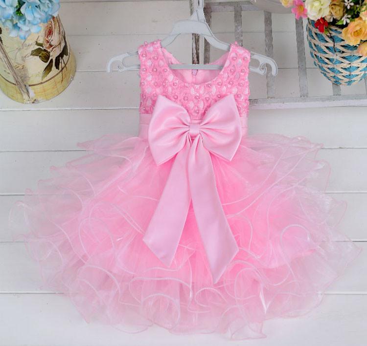 Birthday Tutu Dress For Kids Girl Set 1 Year Old