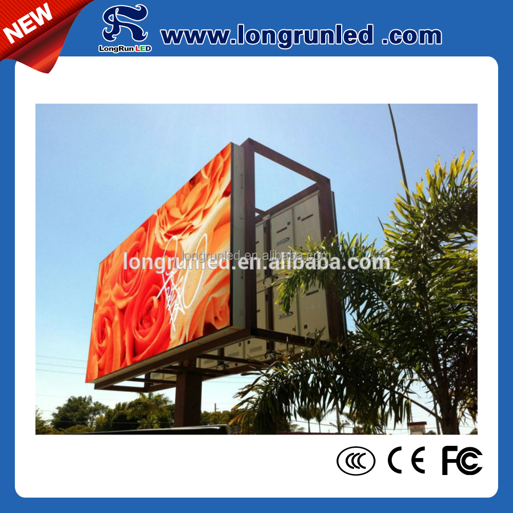 Alibaba golden china supplier great quality 16 bits led display programable