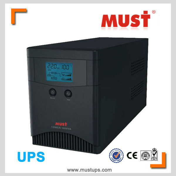 hot selling simple operation EW2150 series 500va 6000w ISO certificate power converter ups cctv