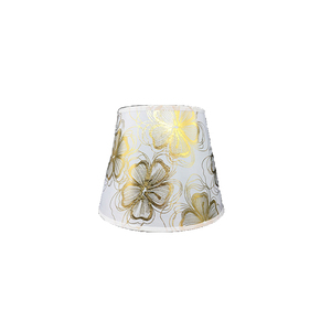 Wholesale big/mini white silicone lace lampshade manufactures of domes lampshade