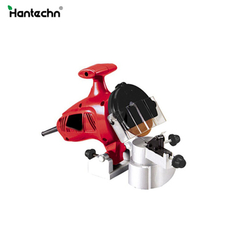 180w rotary quick hand held electric manual chainsaw sharpener and guide