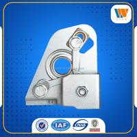 customized garage door metal stamping part assembling parts