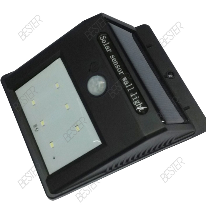 Wholesale Outdoor Battery Operated Led Solar Pir Motion Sensor ...