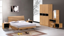 HIGH QUALITY CHEAP HOTEL FURNITURE WOODEN BED/ HOTEL ROOM HOTEL FURNITURE FOR SALE