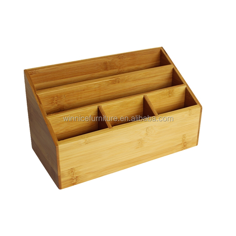 Custom Made BSCI Approved Factory Reasonable Price Drawer Organizer Bamboo