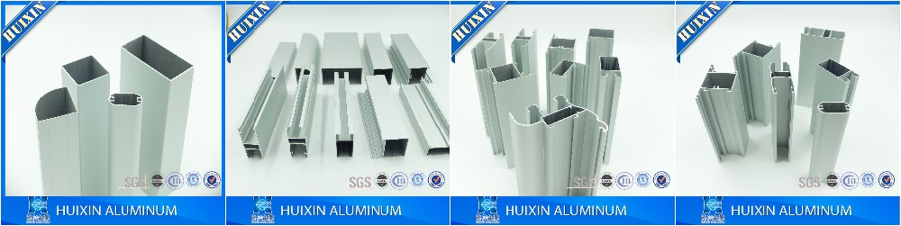 Anodizing Extrusion Aluminum Profile Frame Aluminium Fabrication ...