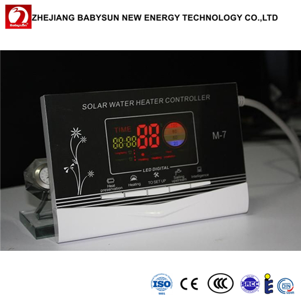 Intelligent solar water heater controller m7 for project