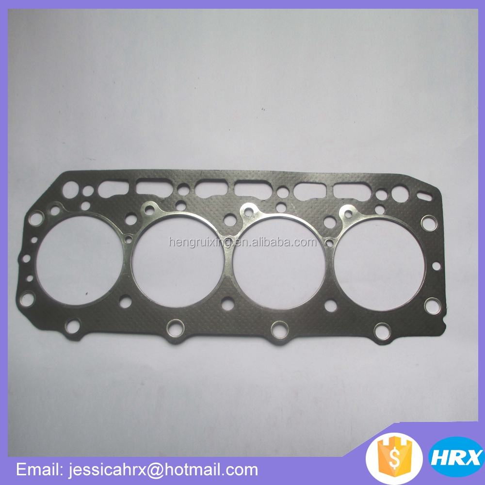 for Yanmar 4D84-2 forklift engine cylinder head gasket YM729150-35041