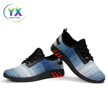 China factory sports running shoes air mens athletic shoes