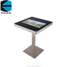 EKAA 43 inch Waterdichte IR Multi Touch LCD <span class=keywords><strong>Interactieve</strong></span> touch Screen <span class=keywords><strong>Tafel</strong></span>