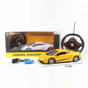 RC Car Parts For Kids 50 KM/H RC Car Kit With Gravity Sensor Control
