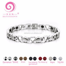 negative ion healthy bracelets adjuvant therapy balance TO bracelets tungsten germanium bracelet