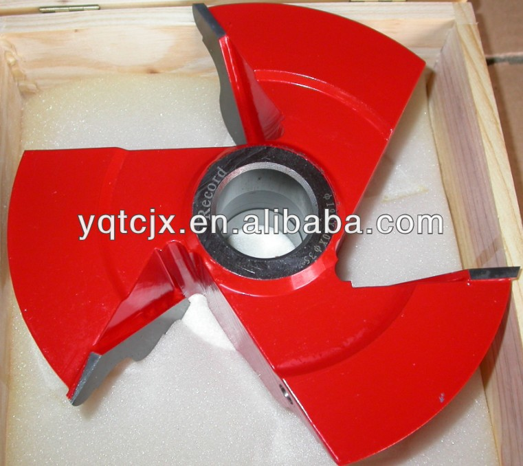 TCH003.15 Classical Profile Shaper Cutter Head For Wood Working Machine