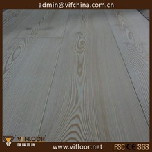 Wide Plank 3 Layer Siberian Larch Flooring