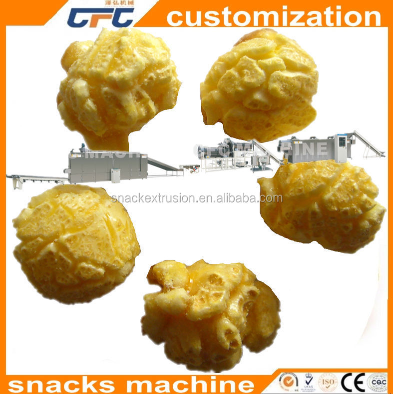 Hot Air Popcorn Popper For Industrial Production