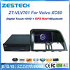 ZESTECH digital media player accessories car radio for Volvo XC60 car radio auto dvd video player