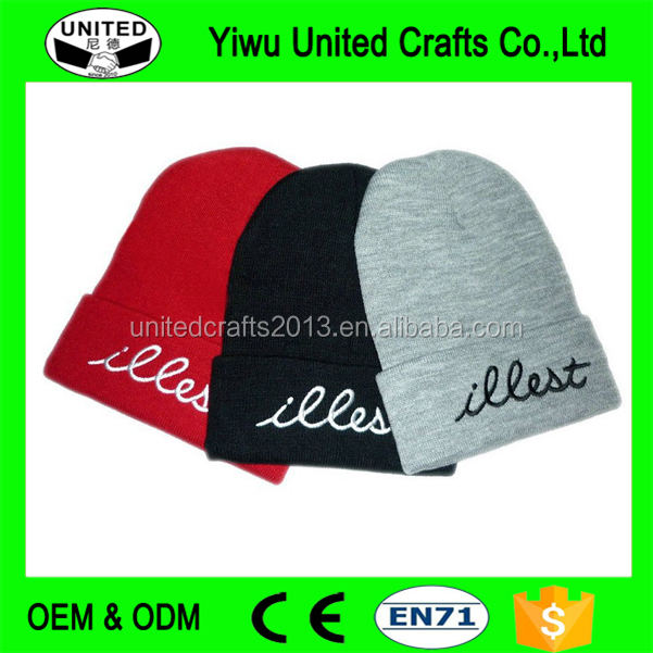 Wholesale Custom Embroidered Beanie, Wholesale Custom Embroidered Beanie  Suppliers and Manufacturers at Alibaba.com
