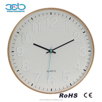 High Quality Wooden Gift Antique Statue Clocks