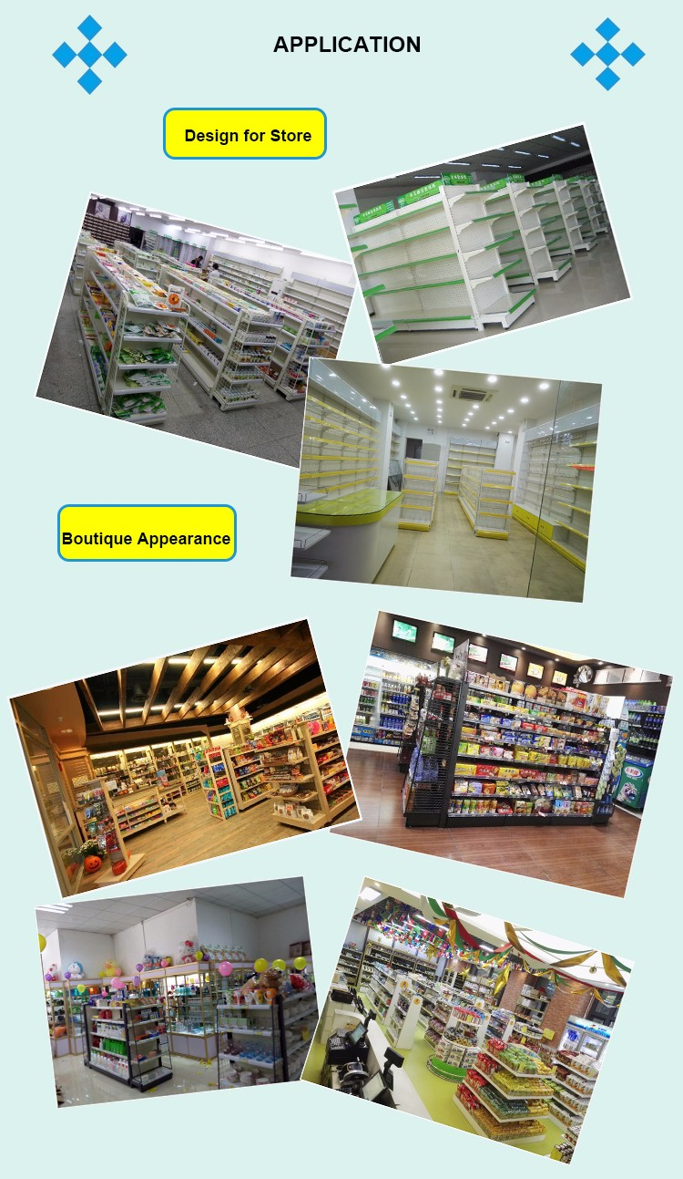 Good Price Retail Round Display Shelves Used Metal Shelves Metal ...