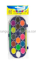 Good quality non-toxic artist water color paint set