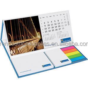 2016 2017 Oem Calendar Desk Pad/creative Corporate Desk Calendars ...