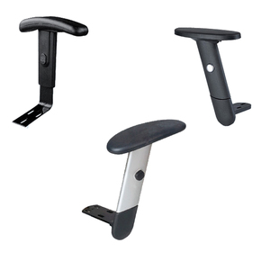 Wearable styling bar computer office chairs armrest parts adjustable armrest