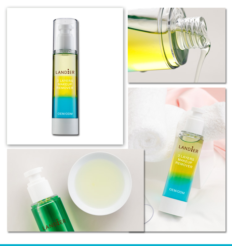 Deep Cleansing Wholesale Organic Makeup Remover