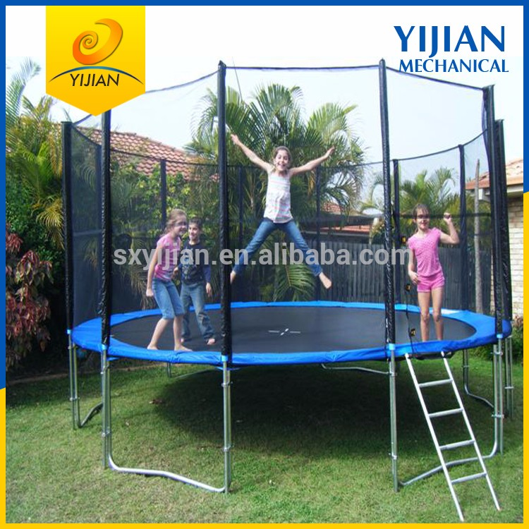 12ft Round Trampoline Used Trampolines For Sale