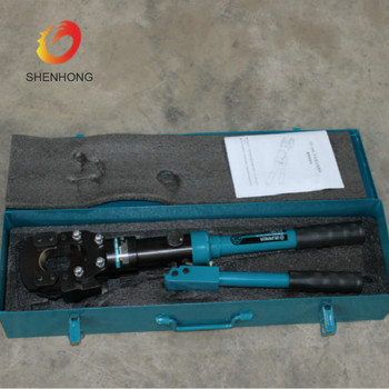 Hydraulic Wire Rope Cable Cutter For Cutting Wire Rope Steel - Buy ...