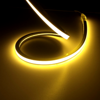 Warm White Emitting Light Neon Thread Neon Light for Landscaping