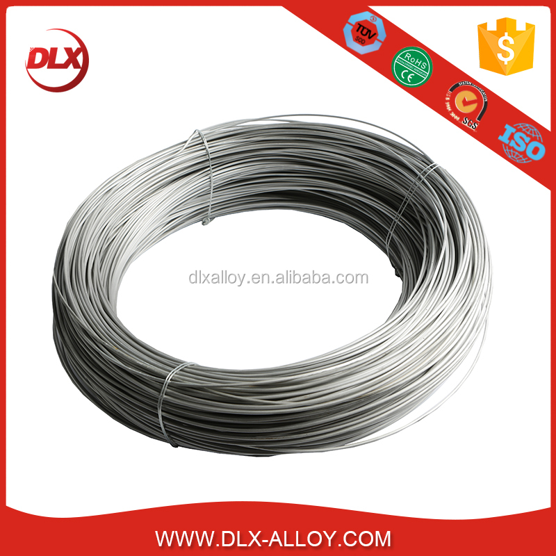 NiCr alloy nichrome 60 / 15 resistance heating wire Cr15Ni60