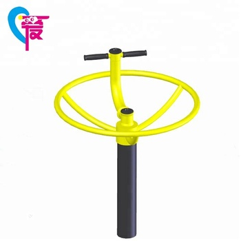 A-03006 Best Price Top Quality Outdoor Gym Equipment Fitness For Shoulder and Neck Massage For elderly