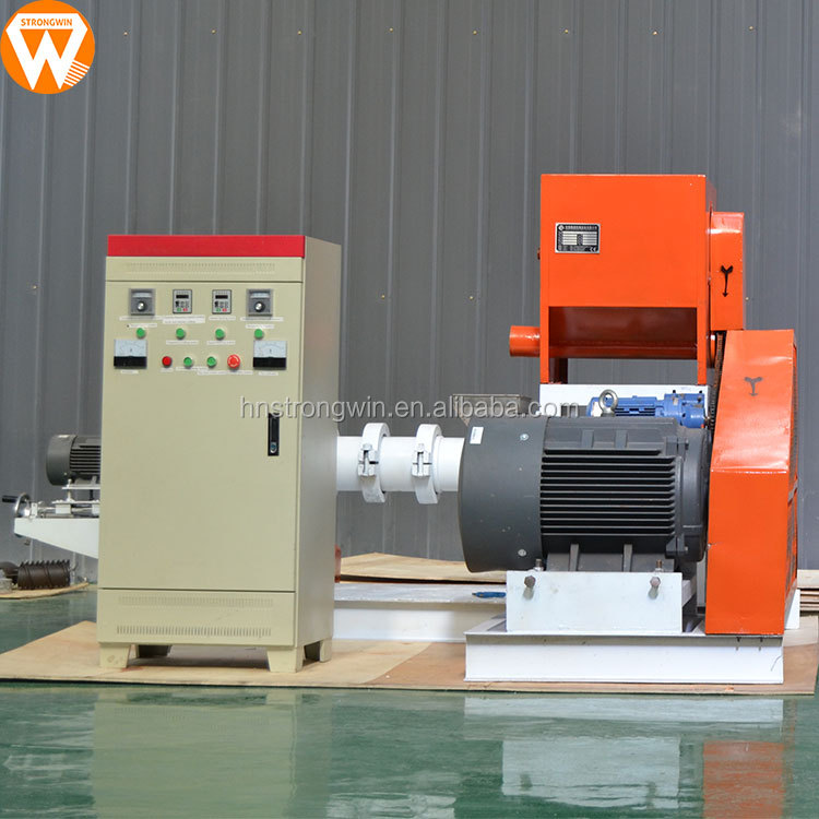 Strongwin Full Production Line Pet Dog Food Making Machine To Found Dogs  Food Production Factory - Buy Dog Food Making Machine,Dog Food Machine,Full