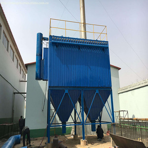 Industrial Baghouse Pulse Jet Air Filters Bag Type Dust Collector