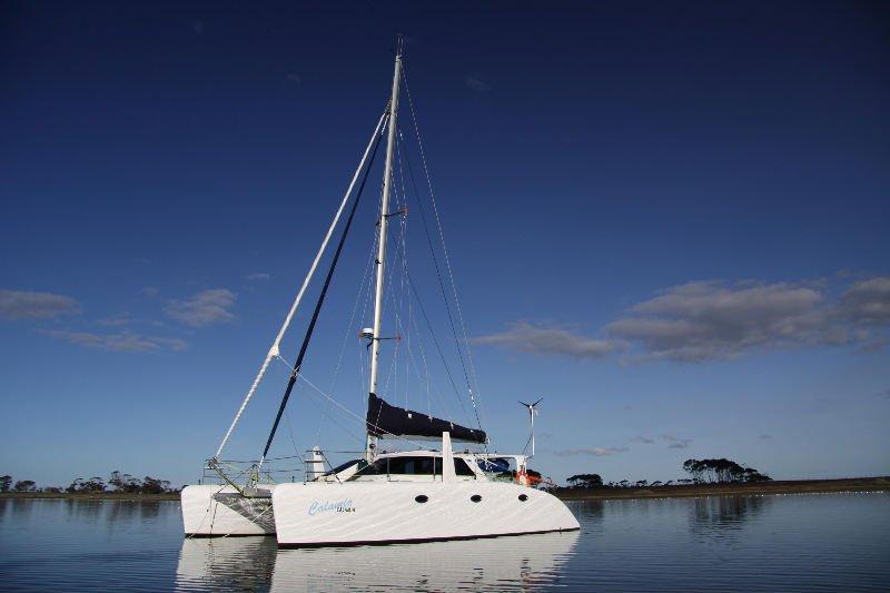 Catamaran Oceanic 373 Fbk Fastbuild Kit System