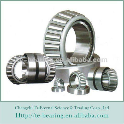 2016 Hot sale bearing high precision chrome alloy steel taper roller ball bearing