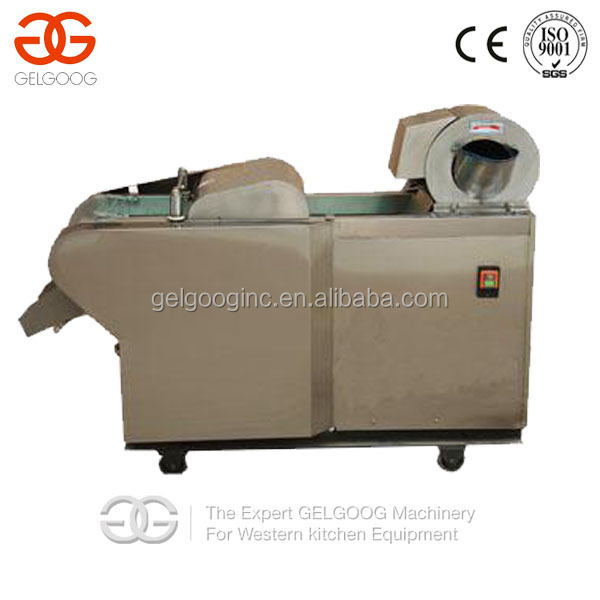 Stainless Steel Cucumber/Ginger/Cabbage/Green Bean/Onion/Kelp Cutting Machine|Vegetables Cutting Equipment Into Different Shapes