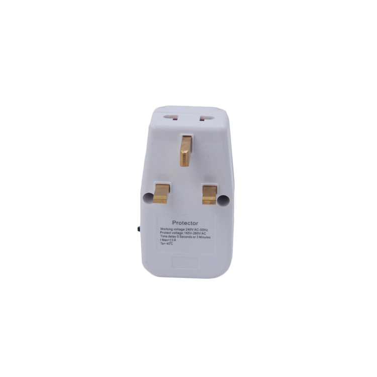 Bx-V003-Uk Ultra Low Voltage Avs Power 220V Surge Protector,Automatic Voltage Regulator