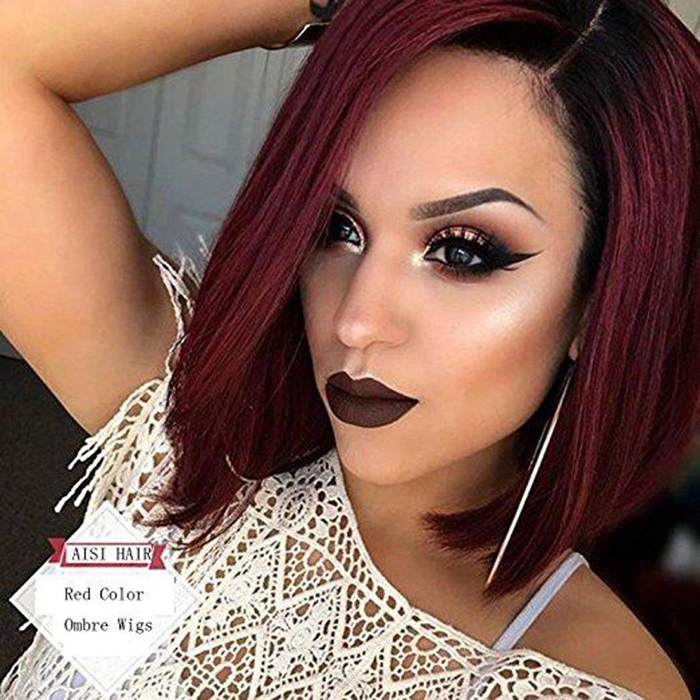 Cheap Dark Red Short Wig Find Dark Red Short Wig Deals On Line At