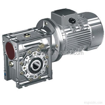 Electric Motor With Reduction Gear Gearbox Motor For Golf