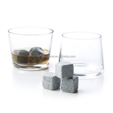 Grey color whiskey stone/ whiskey rocks/ chilling stone